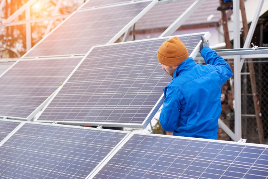 Bryan University Solar Energy Specialist Associate Degree