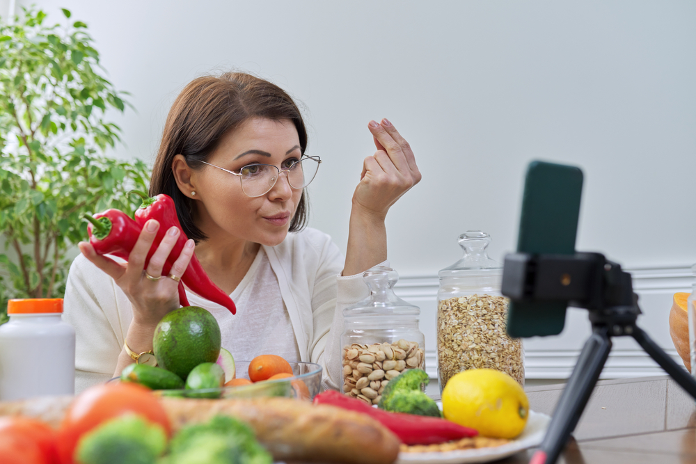 Nutritionist consulting online